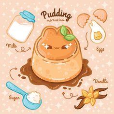 Cute Food Drawings, Cute Kawaii Drawings, Kawaii Art, Halloween Wallpaper Iphone, Wallpaper Iphone Cute, Cute Wallpapers, Cute Food Art, Cute Art, Cute Bakery