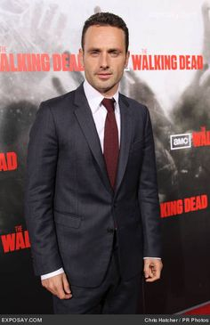 Andrew Lincoln The Walking Dead | Andrew Lincoln