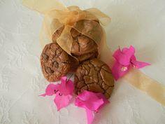 A falta de Lexatín...buenas son tortas: Cookies Brownie