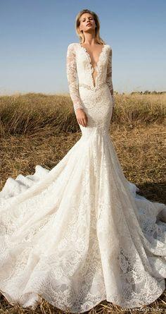 Gala by Galia Lahav Spring 2017 Wedding Dresses
