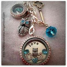 Origami Owl is a leading custom jewelry company known for telling stories through our signature Living Lockets, personalized charms, and other products. Origami Owl Lockets, Origami Owl Jewelry, Origami Owl Business, Locket Bracelet, Owl Necklace, Locket Charms, Oragami, Shops, Floating Charms