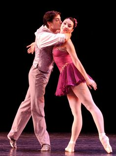Grand Rapids Ballet brings George Balanchine's 'Four Temperaments' this March