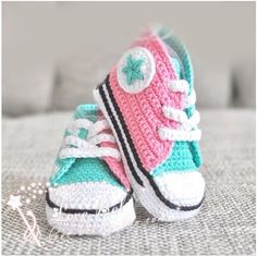 New! HOT sale! - Baby crochet sneakers tennis booties infant sport shoes cotton 0-12M size 15pairs/lot custom free shipping