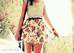 casual # girly