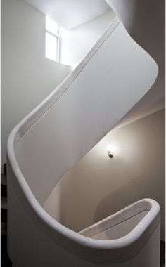 romney house staircase, hampstead/6a architects via: designskool