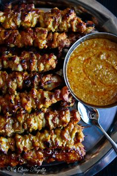 My Mother's Satay Chicken Recipe