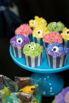 Fiesta de primer cumpleaños: Monsters University | Blog de BabyCenter