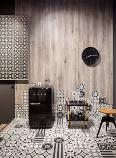 Ceramica Sant'Agostino, leader in the production of porcelain stoneware floor and wall tiles for indoor and outdoor. Tile Showroom, Tile Patterns, Wall Tiles, Stoneware, Porcelain, Indoor, Flooring, Wood, Design