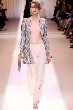 Armani Prive Haute Couture- Otoño-Invierno 2013-14