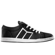 Macbeth - Emerson Black & White Shoes