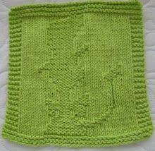 Cat in a Hat knit cloth, Dr. Seuss