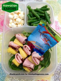 3 for 3 Lunch Challenge : Easy and fun Lunchbox Ideas | packed in @EasyLunchboxes containers