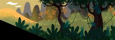 Animation Background by Scott Willis