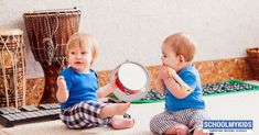 In this article, we will get to know how music helps, especially in the early child's development and his/her behavior. Emotional Development, Child Development, Music For Toddlers, School Reviews, A Child Is Born, Toddler Age, New Things To Learn, Nursery Rhymes, Baby Names