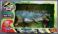 Kenner Jurassic Park: The Lost World Electronic Bull T-Rex 1997