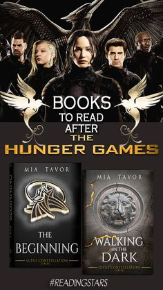 Books you absolutely must try if you loved The Hunger Games.