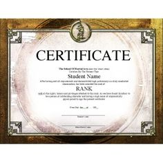 Aikido certificate template places to visit pinterest aikido yelopaper Images