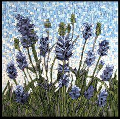 Summer Fragrance by Virginia Mosaics, via Flickr