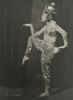 """Anita Berber  """"Koreanischer Tanz"""""""
