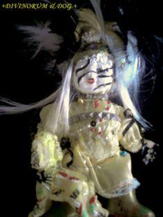 Divinorum & Dog  the strange doll