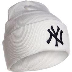 ... new zealand amazon new york yankees white cuff beanie hat mlb cuffed. 1880ca9a936