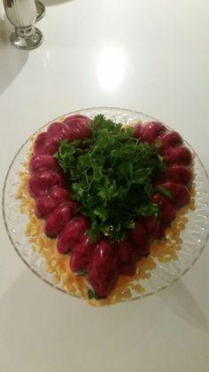 #salad#colourful#spring#potato#lezzet şöleni