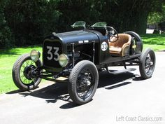 1929 Ford Model A Speedster Maintenance of old vehicles: the material for new cogs/casters/gears could be cast polyamide which I (Cast polyamide) can produce