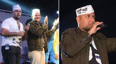 Bollywood and politics go hand-in-hand in our country and the new one to show his support is the music composer Vishal Dadlani who is associated with the Aam Aadmi Party (AAP) and its leader Arvind Kejriwal. To get latest news updates of bollywood click here : www.biscoot.com