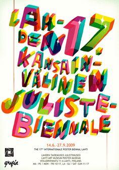 lahti art museum poster