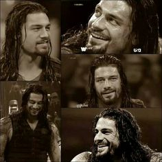 That smile. I love you Roman <3<3<3<3<3<3<3<3