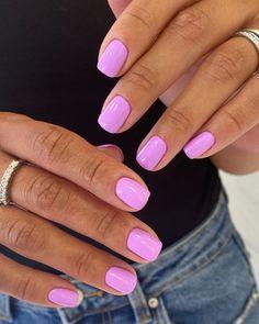Shellac Nail Colors, Color For Nails, Tan Nails, Pastel Nails, Gorgeous Nails, Pretty Nails, Tan Nail Designs, Summer Toe Nails, Sassy Nails