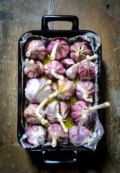 spanish garlic confit