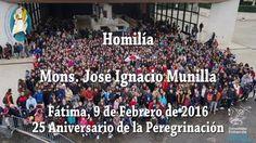 Homilia 2016-02-09 Mons. Munilla en FATIMA