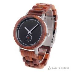Unisex Bamboo Minimalist Watch A beautiful handmade unisex wooden timepiece with an independent Second Hand design. Wooden Watches For Men, Luxury Watches For Men, Rolex Gmt, Telling Time, Wood Gifts, Hand Designs, Custom Wood, Watch Brands, Wood Watch