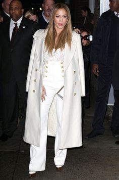 Jennifer Lopez promoting #JLoTrueLove. Styled by #RandM.