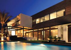 Luxury House Plan in Mexico by GLR Arquitect