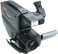 Camcorders!  I remember my dad using one similar to this for home videos back in the day.