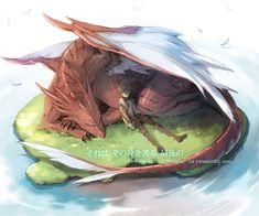 Image result for спящий дракон и принцесса