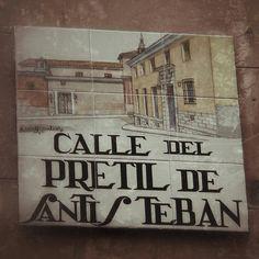 44/365 Calle del Pretil de Santisteban