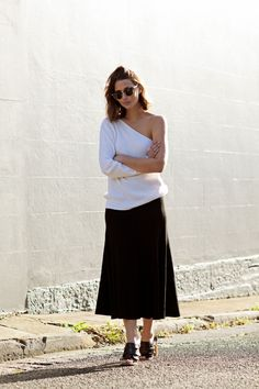 The Do's and Don'ts of styling asymmetrical tops   Harper & Harley