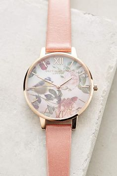 Woodland Rose Watch - anthropologie.com #anthrofave