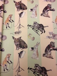 Endpaper for THE BLOGGESS' new book. Perfect :)
