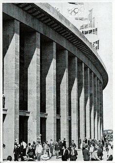 Olympiastadion. Berlin, 1936. o.p.