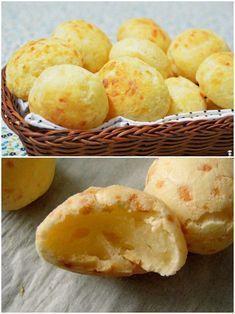 Adeus, padaria! Receita ensina como fazer um pão de queijo fofinho em casa – Caderno de Receitas