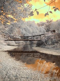 Forest Park, St. Louis, Missouri , fine art photography, infrared photography…