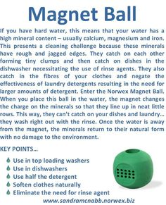 The Norwex Magnet Ball