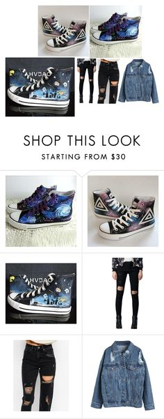 """""""ydgr"""" by castiel-demon on Polyvore featuring HVBAO and ASOS"""