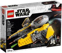 Star Wars Jedi, Lego Star Wars, Clone Wars, Anakin Skywalker, Lego Sets, Anakin Lightsaber, Lego Droid, Modele Lego, Figurine Lego