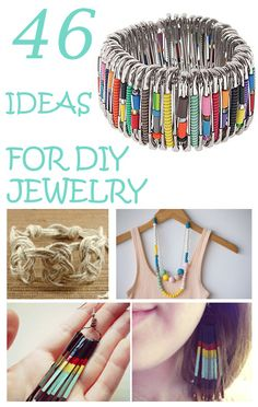 Find the best free macrame patterns, chainmaille patterns, wire work tutorials, bead weave patterns, and so much more in this amazing DIY jewelry roundup!