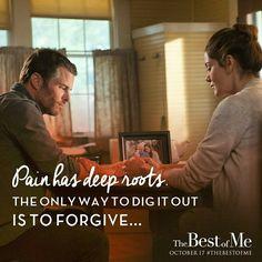 This movie just moved me. Good Night. #random #thebestofme #nicholassparks #moviequote #realtalk #true #carryon #romance #novel #keepcalm #movienight #pain #forgive